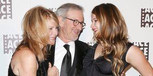 Chi è Destry Allyn, la figlia modella di Steven Spielberg e Kate Capshaw