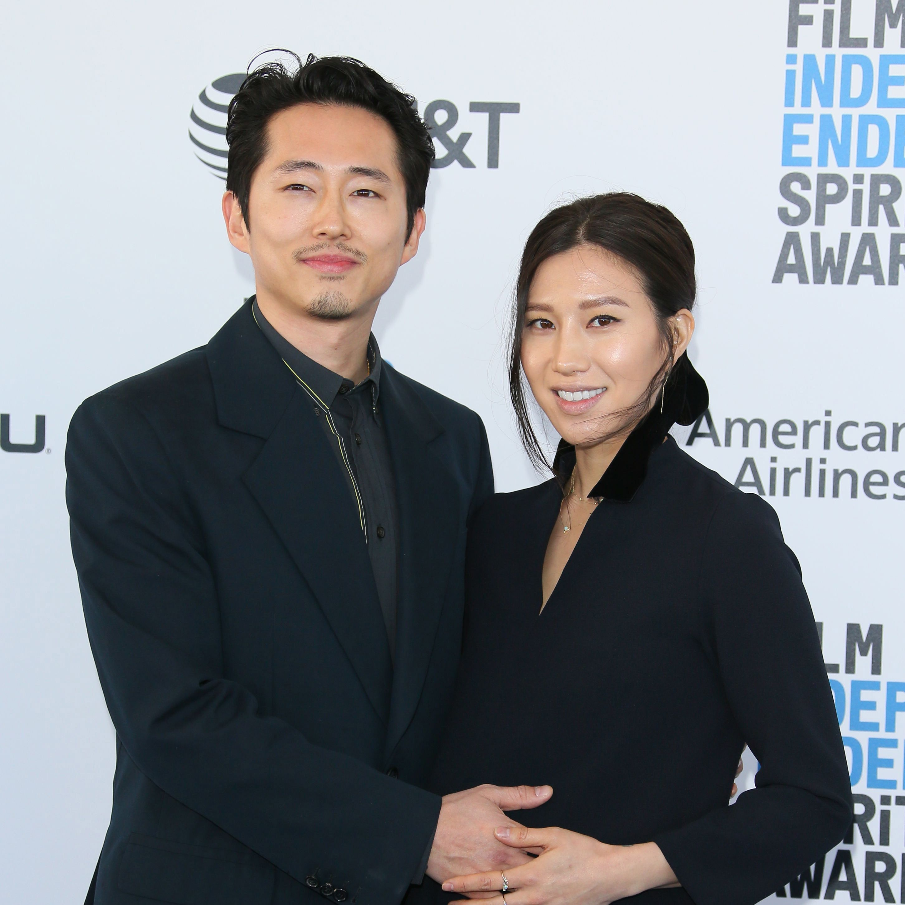 Former Walking Dead star Steven Yeun welcomes second child with wife Joana Pak