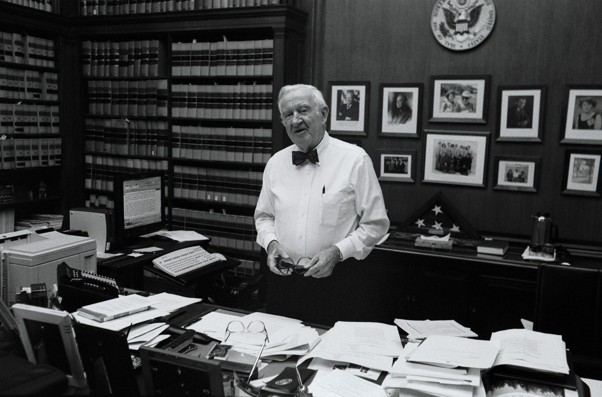 John Paul Stevens Saw What Was Coming