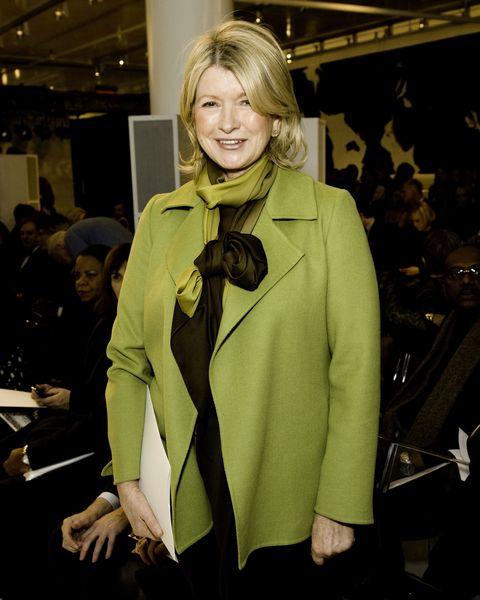 Martha Stewart, Ralph Rucci