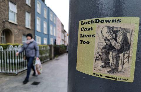 covid 19 lockdown mental health trauma