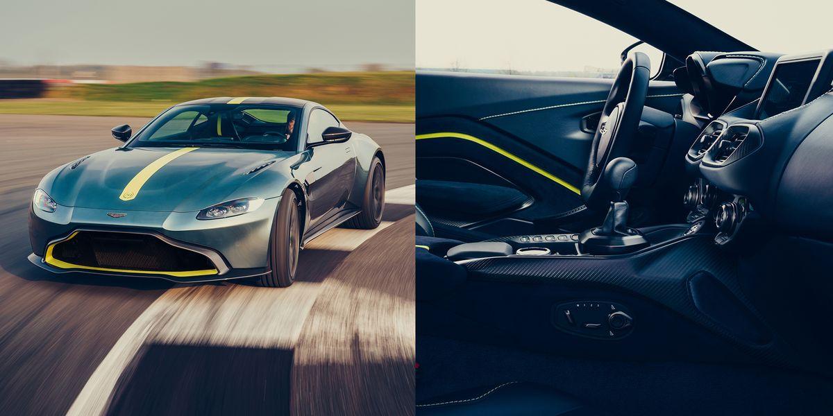 Toyota Los Angeles >> The Manual Aston Martin Vantage Is Finally Here