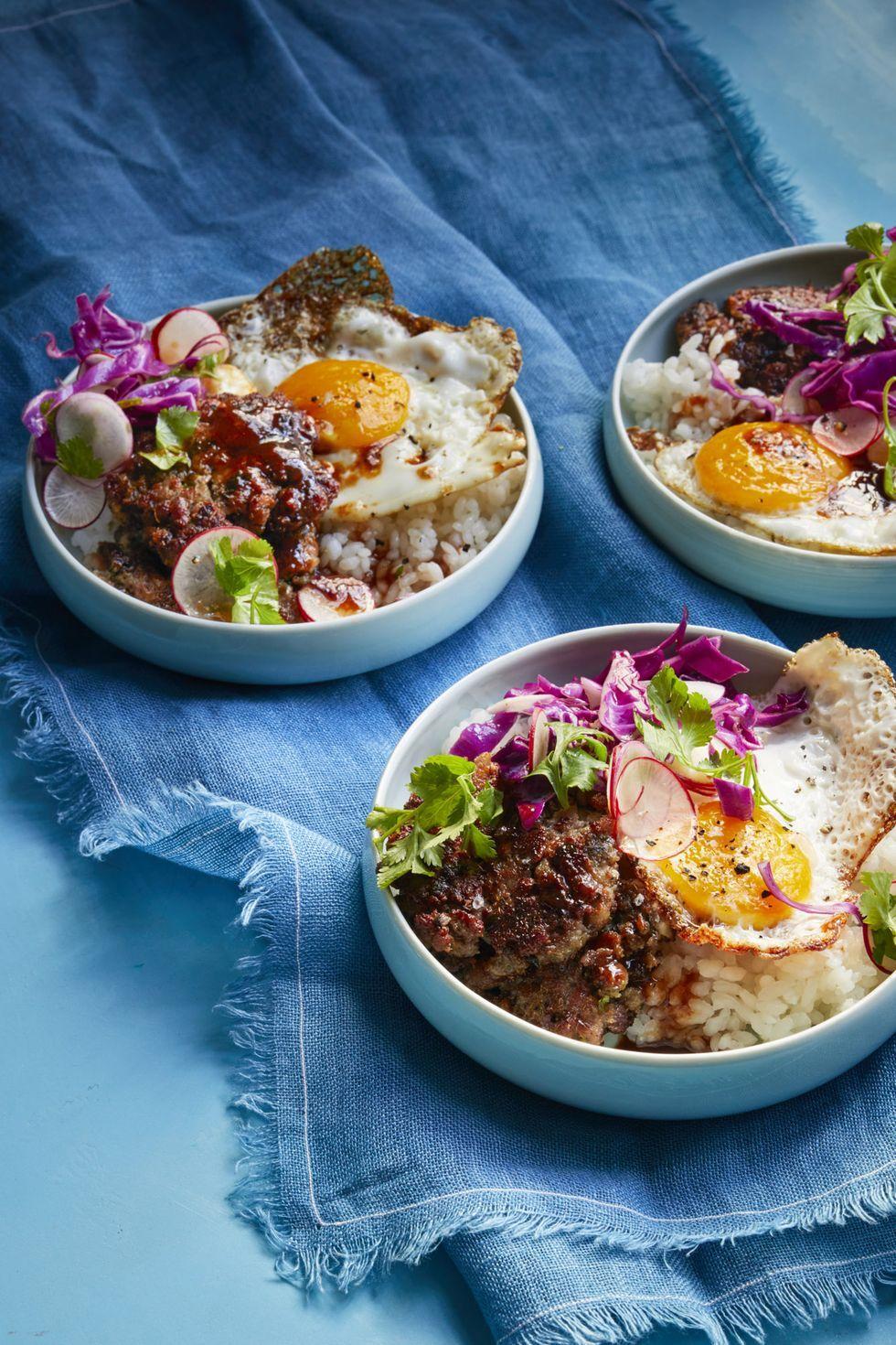 Sticky Rice Bowl