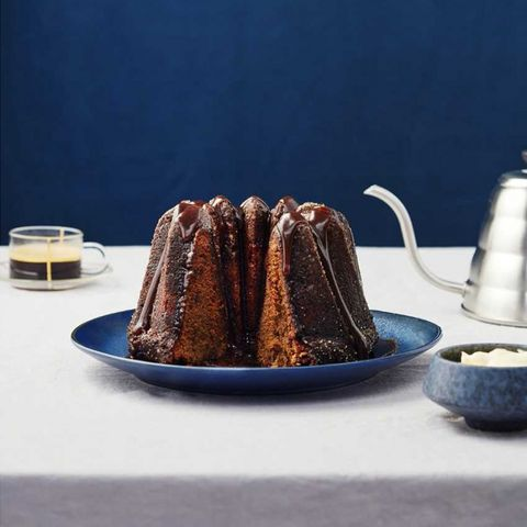 Sticky toffee taart