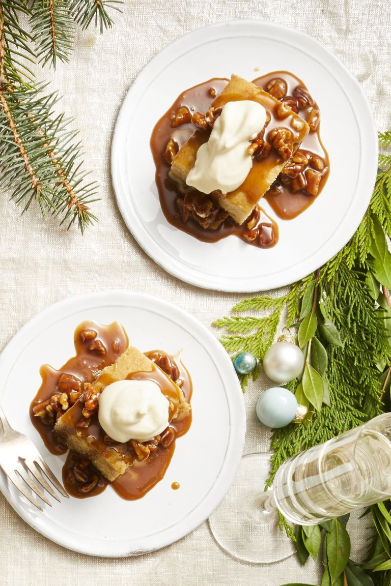 Sticky Toffee Pudding - Christmas Desserts