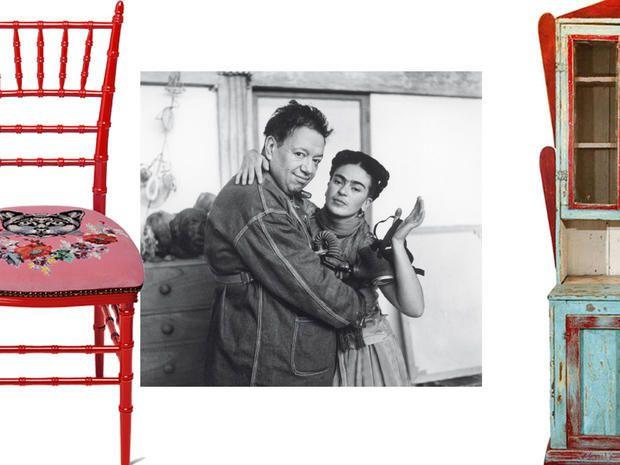 Stile Frida Kahlo Ispirazioni d'artista.
