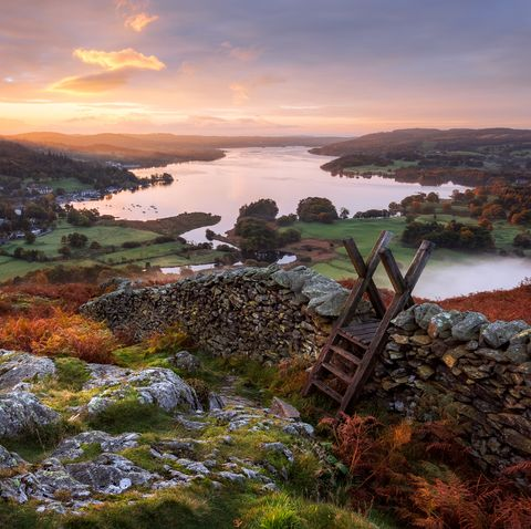 Lake District named most romantic holiday destination UK
