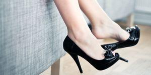 stilettos, heels,