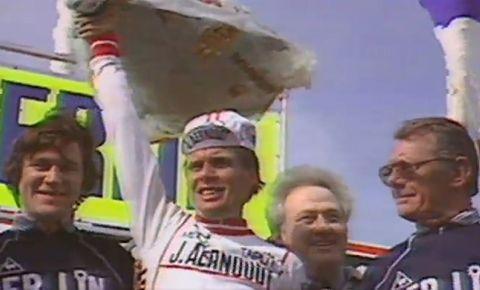 Hennie Kuiper, Parijs Roubaix Defy Ride, winnen, kaarten