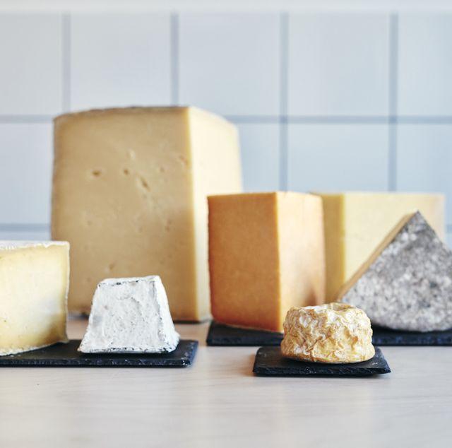 quesos dieta