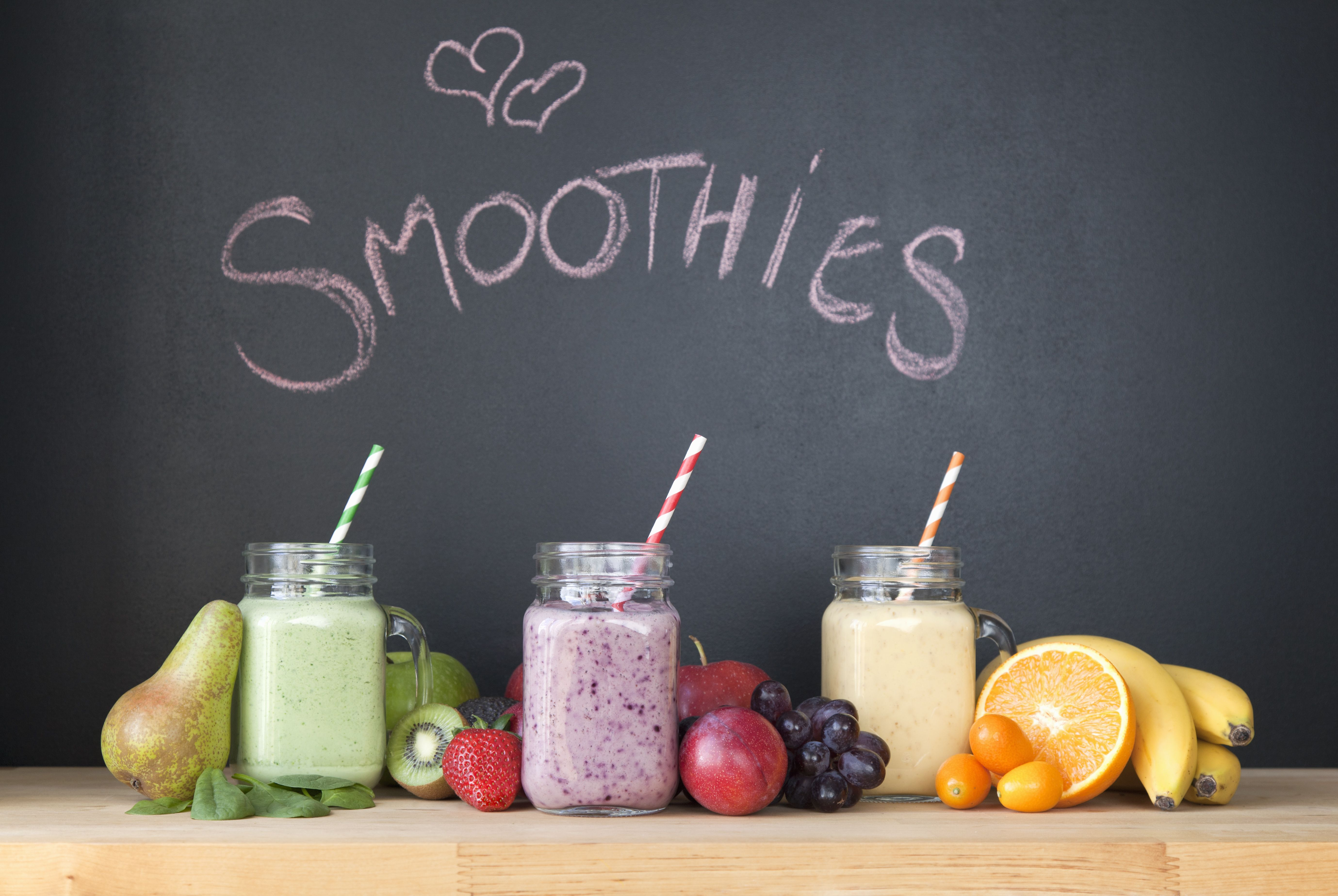 healthy smoothie recipes for high blood pressure