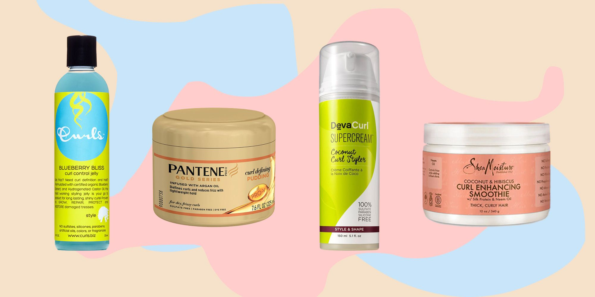 13 Best Curl Creams for Natural Hair - Best Curly Hair Products