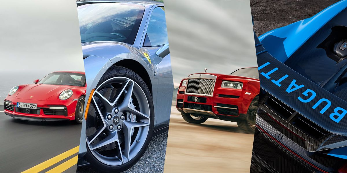 20 Supercars (and Just Super-Cool Cars) You Should Buy If the Government Accidentally Adds Too Many Zeroes to Your Stimulus Check