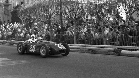 Stirling Moss, Grand Prix Of Monaco