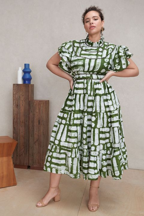 A Busayo garment from the Sewing Fix Elevate 2021 collection