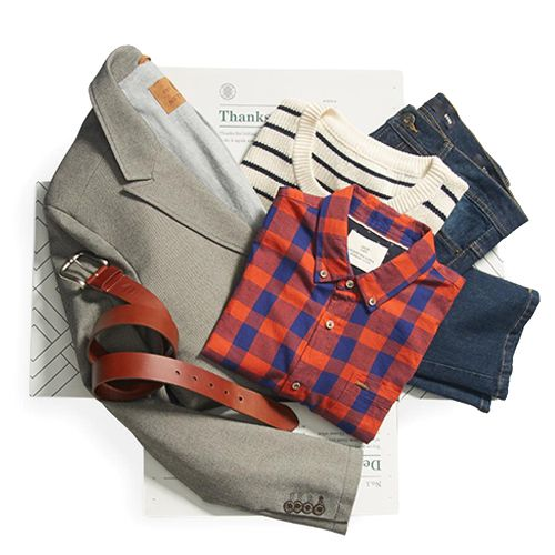 Stitch Fix men's subscription box