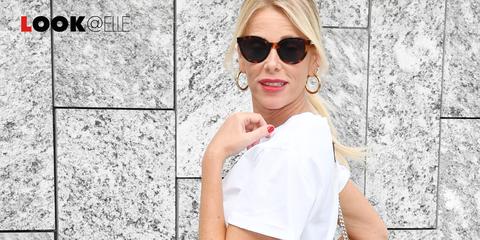 stivali alti moda 2019 Alessia Marcuzzi Isola dei Famosi