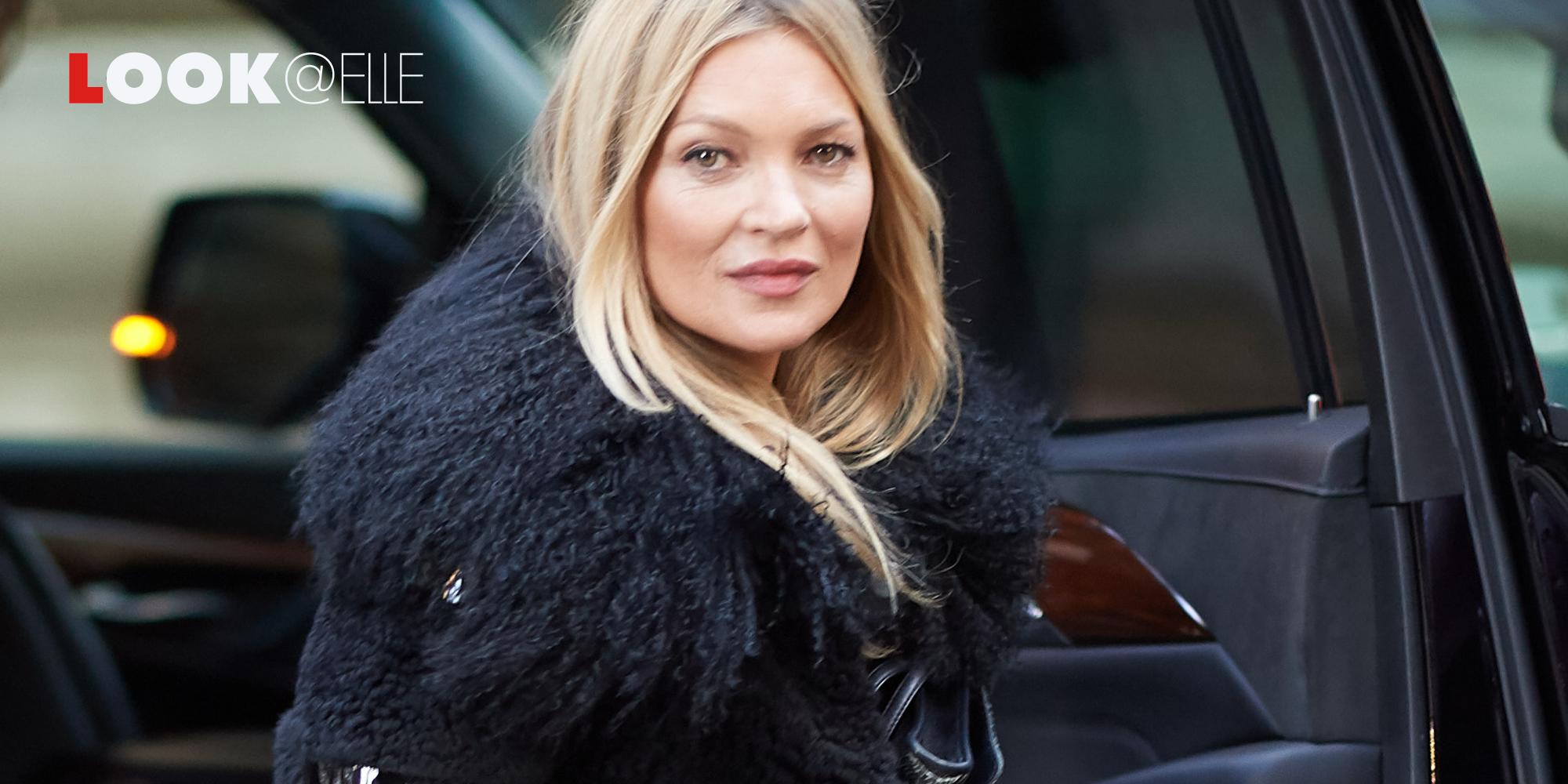 Stivali alti moda 2019 Kate Moss