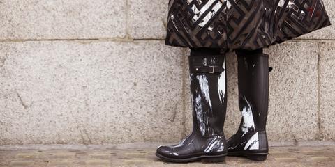 online retailer f337f 2ca4e Stivali moda Autunno Inverno 2018/2019: quelli da pioggia ...