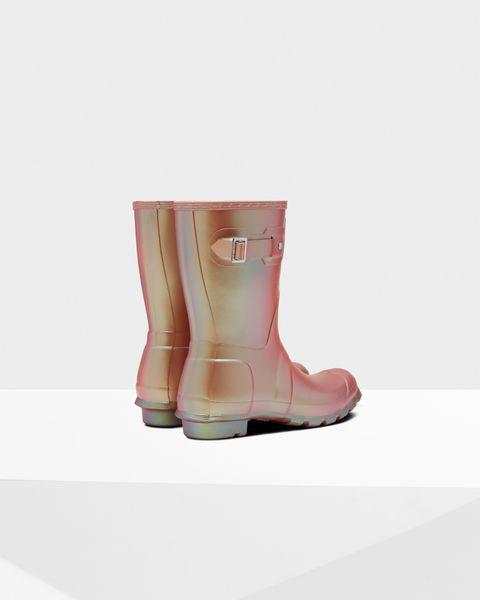 online store 0fe10 44a60 Gli stivali Hunter per la moda scarpe primavera 2019
