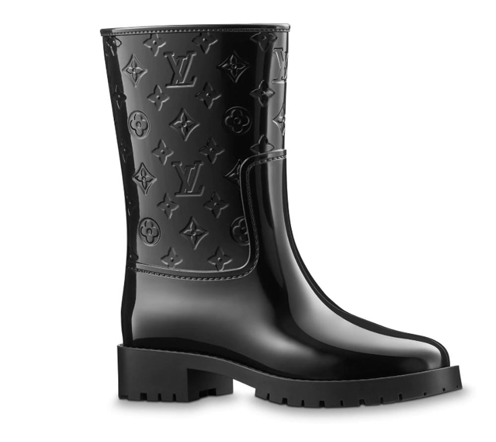 Stivali Louis Vuitton moda 2019