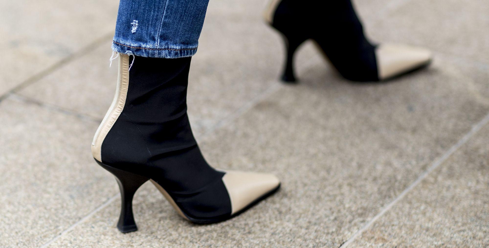 7133a6bded Stivali moda Autunno 2018: le scarpe di Mango che sembrano Celine sono  bellissime
