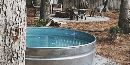You Can Now Buy a Stock Tank Pool on Amazon