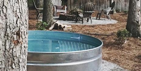 stock tank swimming pools