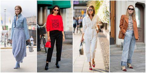 15 looks tendencia para otoño - Street Style de la Fashion Week de ... c31f4d9edea