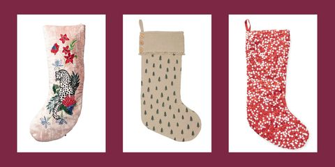 30 Christmas Stockings That Will Transform Your Holiday Mantle