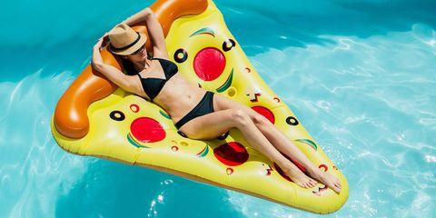 Fun, Yellow, Recreation, Leisure, Inflatable, Summer, Aqua, Swimming pool, Baby float, Games,