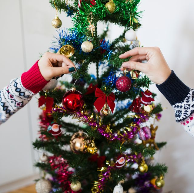 22 Pretty Christmas Tree Decorating Ideas Holiday Decorations