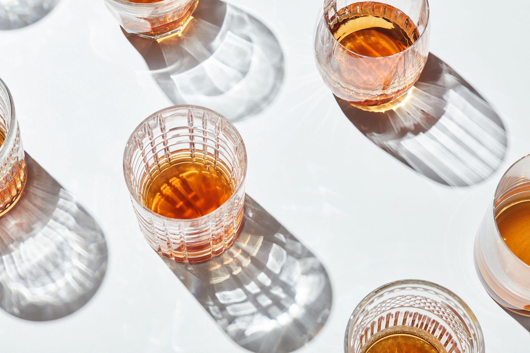 14 Best Drinkware Sets 2021 Stylish Everyday Drinking Glasses