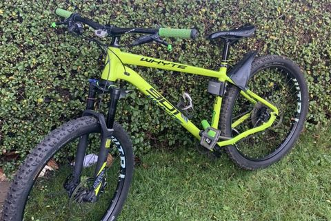 Mans buys stolen bike to return to owner