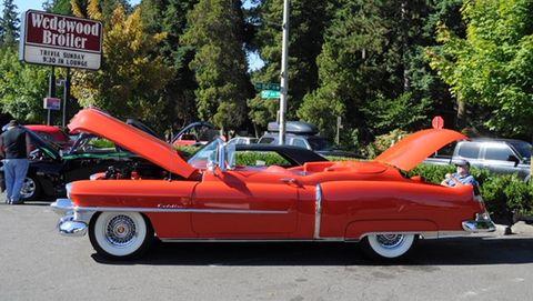 Land vehicle, Vehicle, Car, Classic car, Coupé, Classic, Luxury vehicle, Full-size car, Antique car, Sedan,