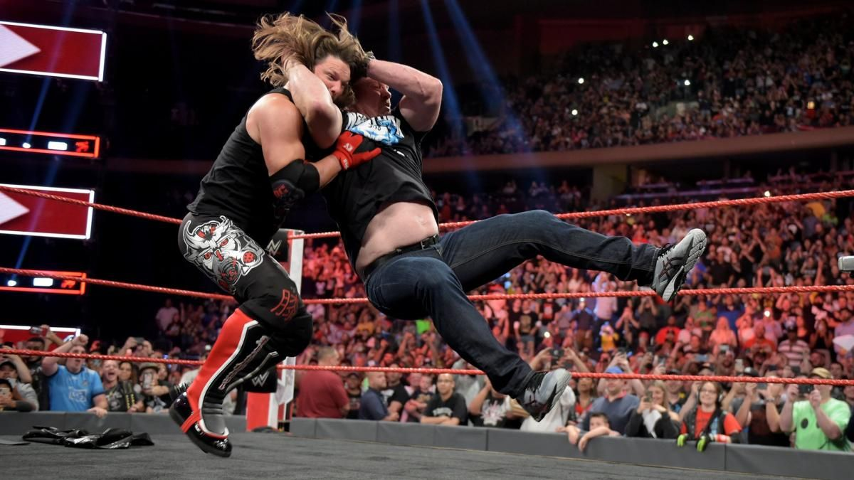 WWE Raw results: 6 things we learned as 'Stone Cold' Steve Austin stuns AJ Styles