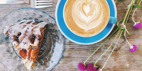 Dish, Food, Cuisine, Ingredient, Cappuccino, Café au lait, Coffee, Dessert, Latte, Non-alcoholic beverage,