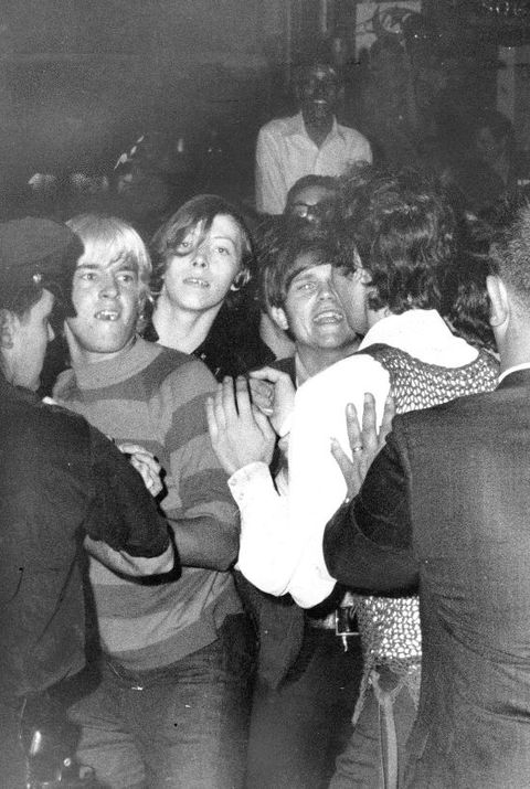 the stonewall riots on june 28, 1969
