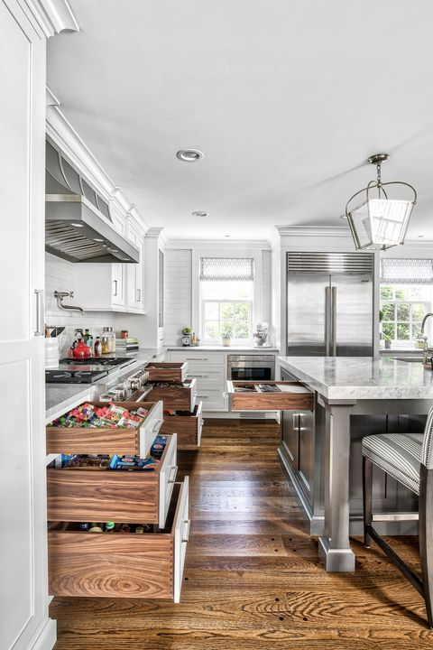 Kitchen Layout Organization Tips in 2018 - How To Layout ...
