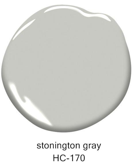 benjamin moore stonington gray