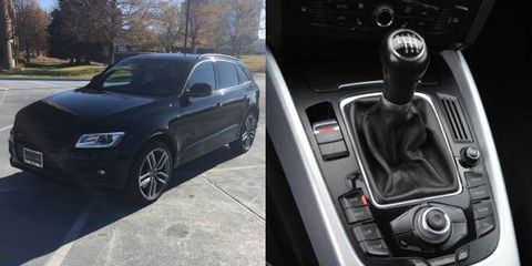 Land vehicle, Vehicle, Car, Audi, Audi q5, Sport utility vehicle, Family car, Mid-size car, Volkswagen, Executive car,