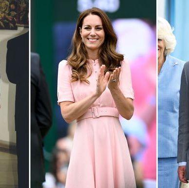 キャサリン妃、チャールズ皇太子、ダイアナ元妃