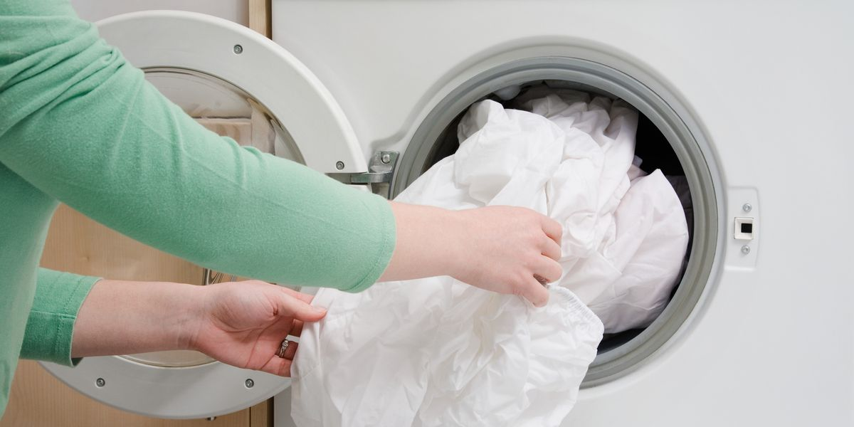 Stop Bedding Tangling In The Tumble Dryer, What Setting On Tumble Dryer For Bedding