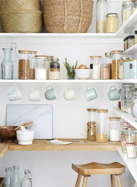 kitchen storage jars, dunelm