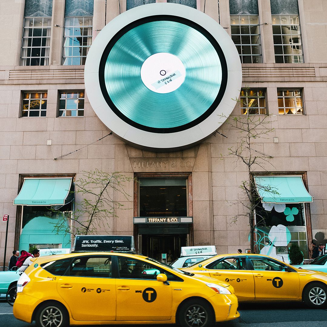 Tiffany & Co., Paper Flower, 紐約