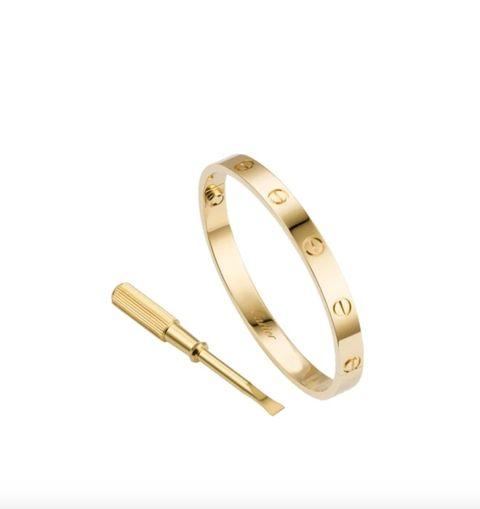 storia cartier love bracelet