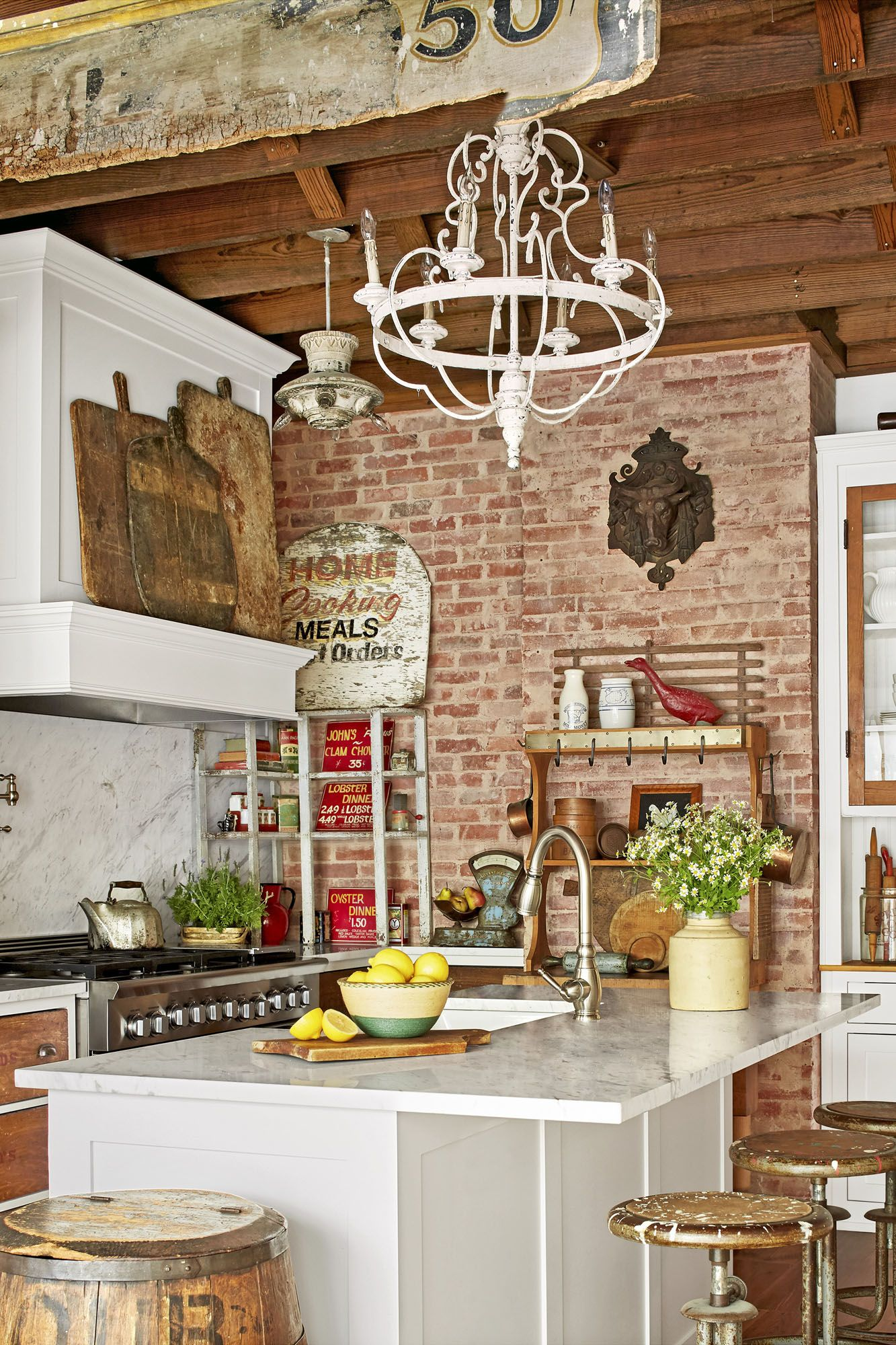 storied ground house tour