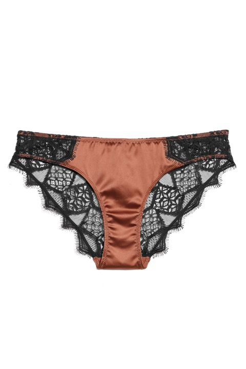 Undergarment, Briefs, Clothing, Lingerie, Natural environment, Bikini, Underpants, Swimsuit bottom, Lace, Meadow,