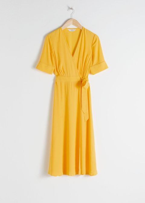 And other stories midi dress
