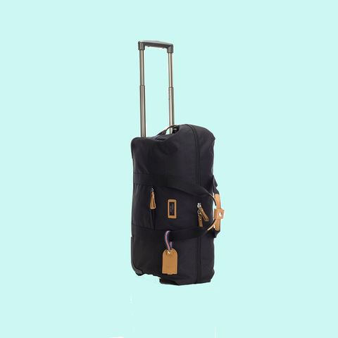 Bag, Baggage, Luggage and bags, Hand luggage, Leather, Suitcase, Fashion accessory,